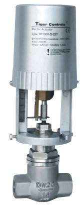 RV1000 series subminiature electric control valve