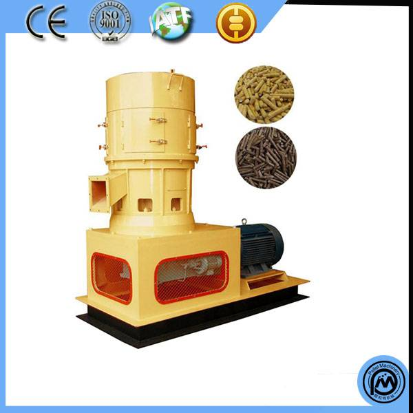 best biomass flat die wood pellet machine
