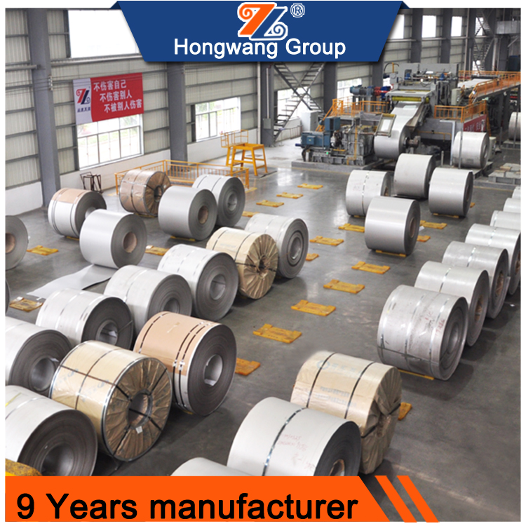 201/304 stainless steel coil