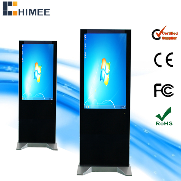 HQ42ES-C1 42 inch LED standing display all in one pc computers for business