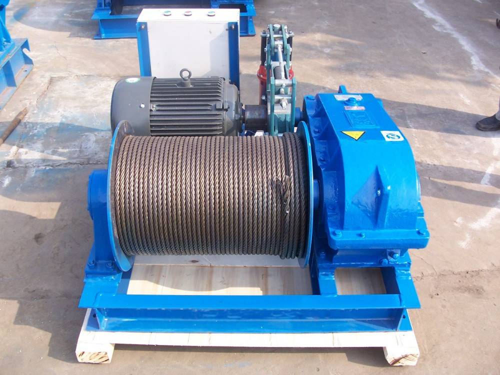 new design Electric Tractor Winch for sale