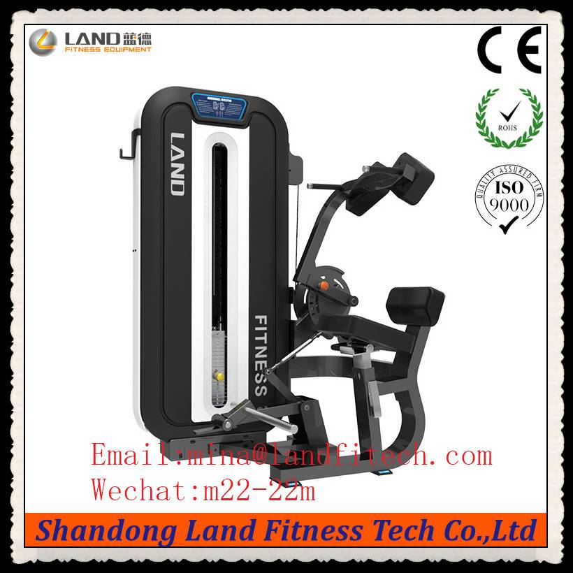 Fashionable Land Fitness Patent 105mm pulley fitness equipment