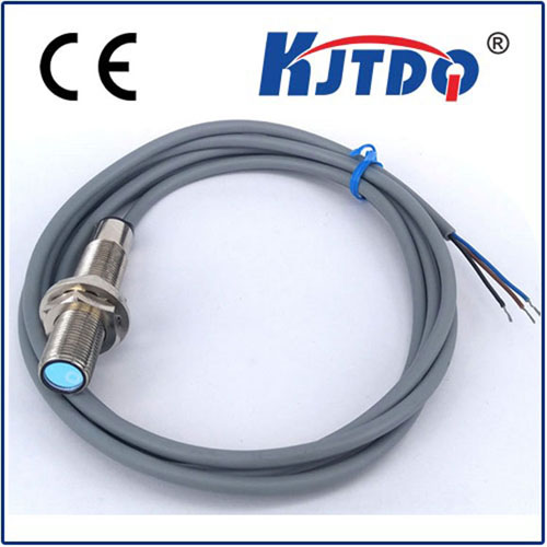 M12 Laser diffuse sensor switch with good quality