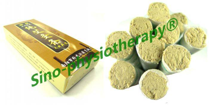 moxa roll for moxibustion