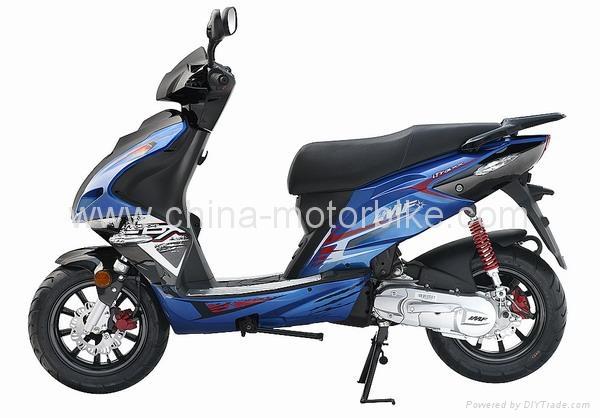 EEC Scooter 50cc