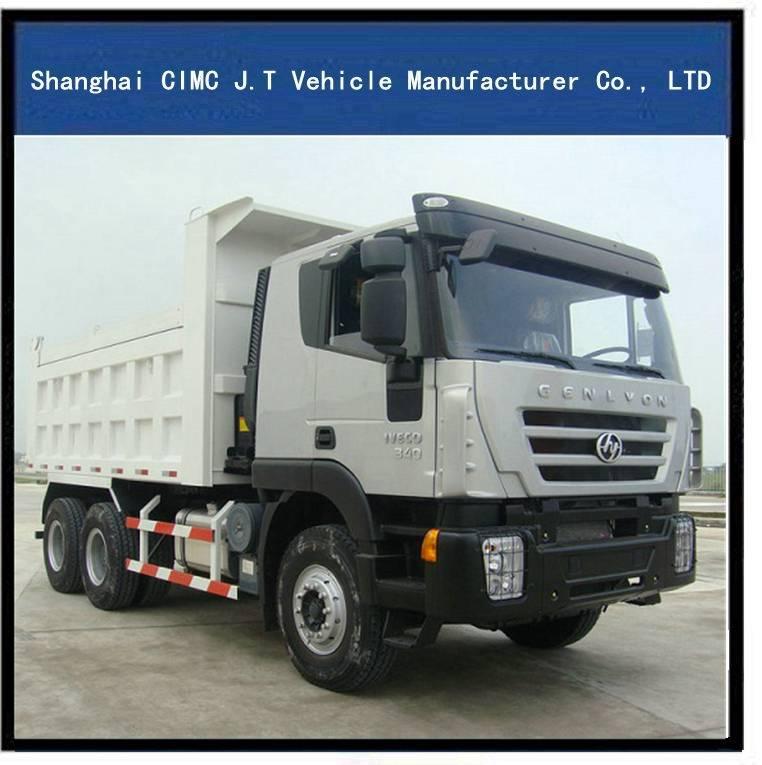 Iveco Genlyon 6X4 Dump Truck