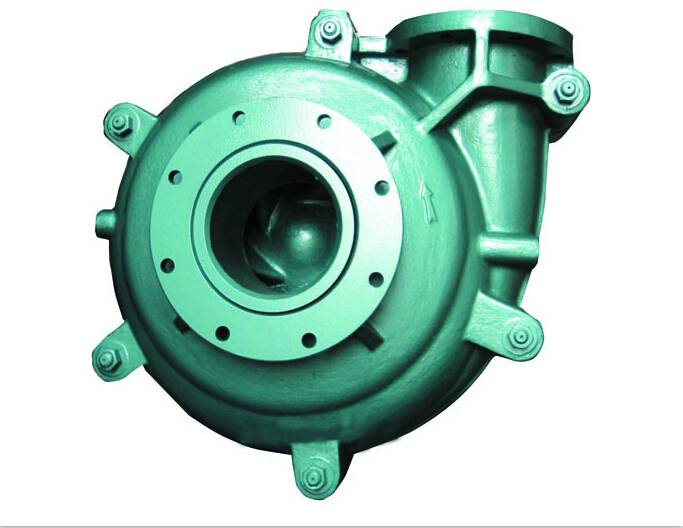 Made In China Electric Mechanical Seal Mining Slurry Pump