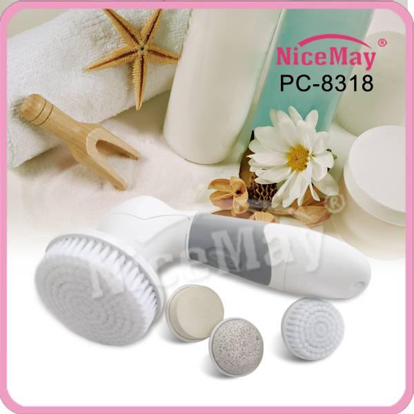 4 in 1  Face & Body Brush PC-8318