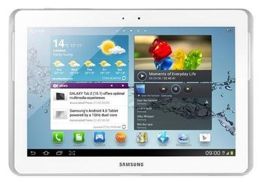 Original Factory Unlocked Samsung Galaxy Note N8000 TAB2 GT-P5100 WiFi 3G 64gb Android Tablet PC
