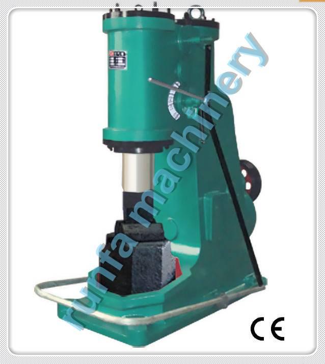 Wrought iron pneumatic forging hammer C41-150KG