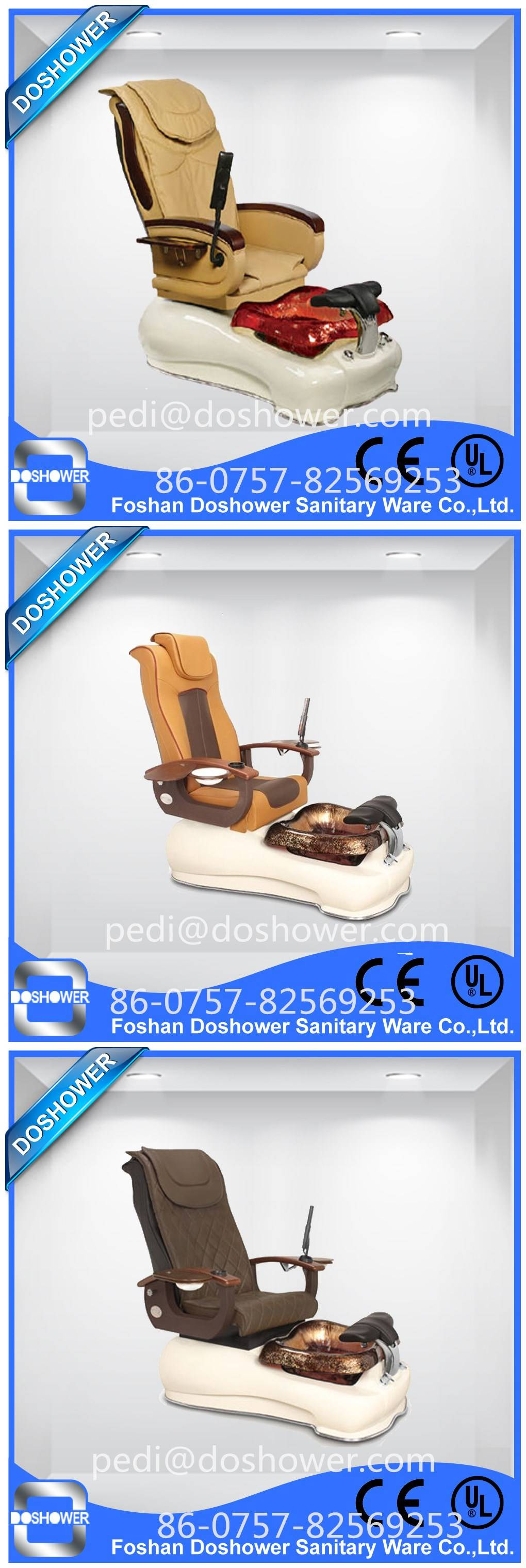 Doshower DS-W16 spa pedicure chair of manicure pedicure set