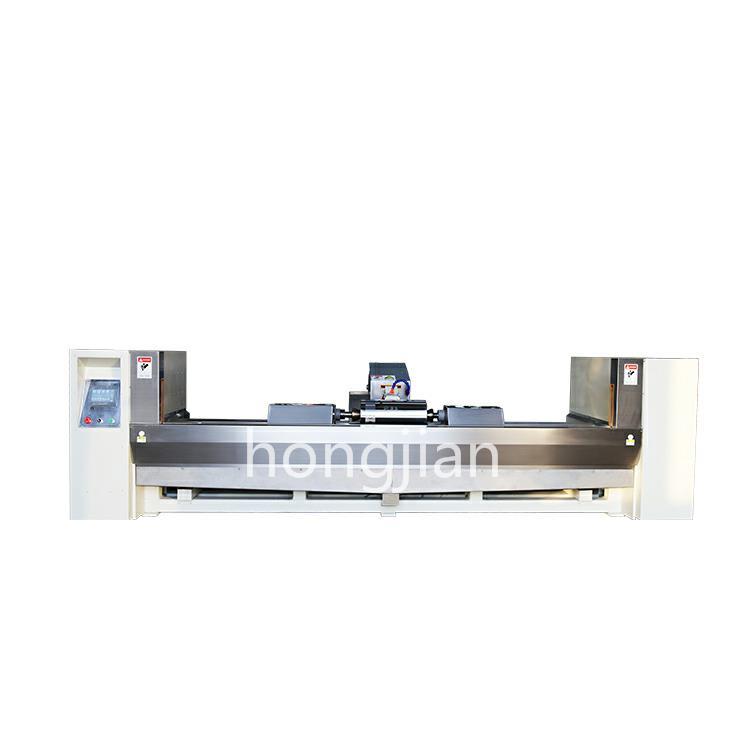 Chrome Polishing Machine for the Rotogravure Cylinder
