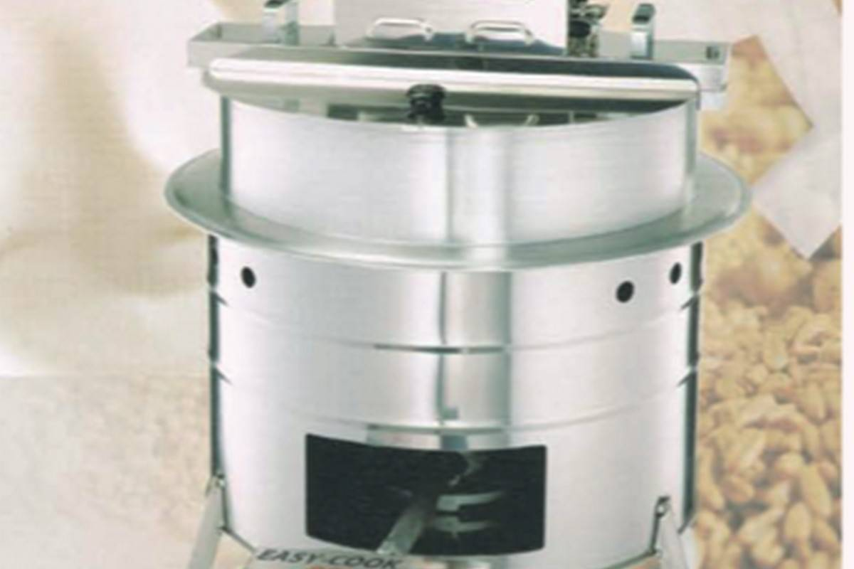 Automatic Soyabean Milk Cooking Machine