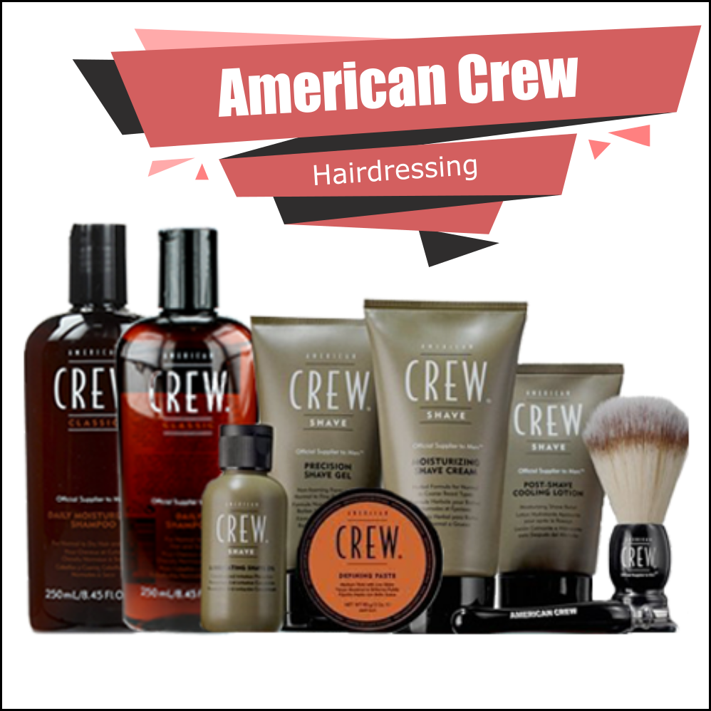 American Crew Professional Hair Care Cosmetics