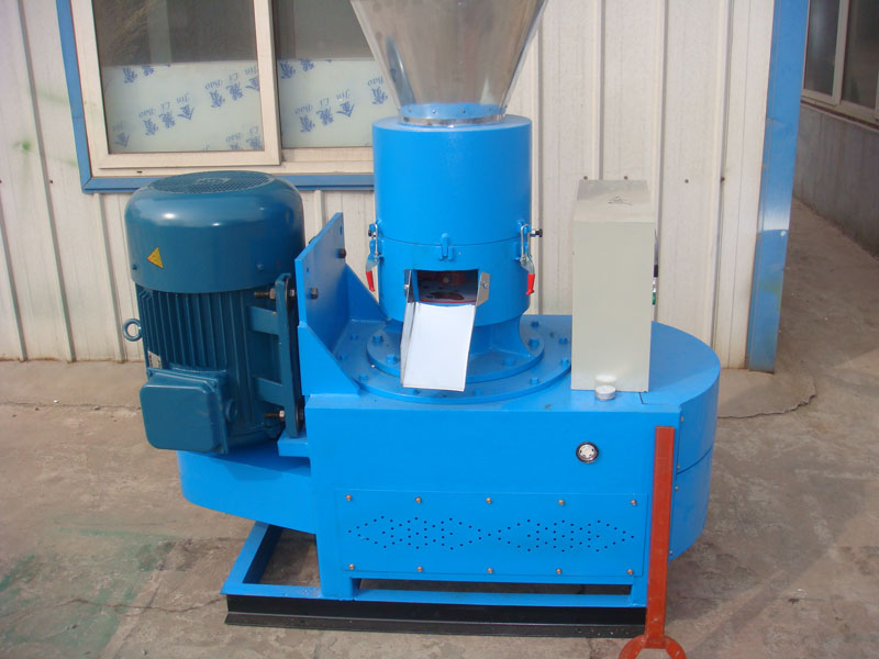 Big Flat Die Pellet Mill