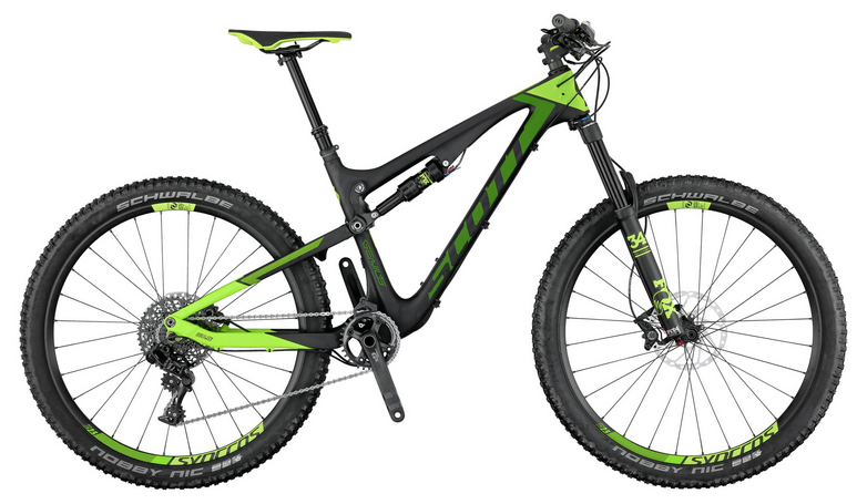 2017 Scott Genius 920 Mountain Bike