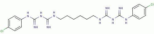 chlorhexidine(CAS No.: 55-56-1); Chlorhexidine base