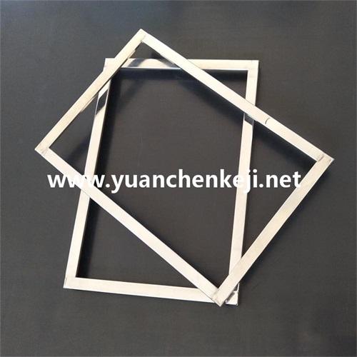Stainless Steel Bracket / Welded Mirror Bracket / Stainless Steel Sheet Metal Bracket