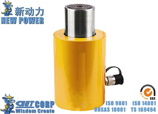 50T-1000T Hydraulic Jack YLF Single Acting Jack Large Tonnage Hydraulic Jack ,Separable Type