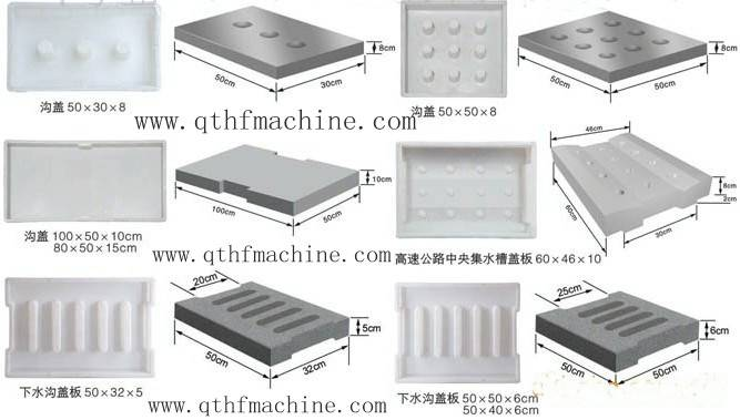 concrete manhole mould