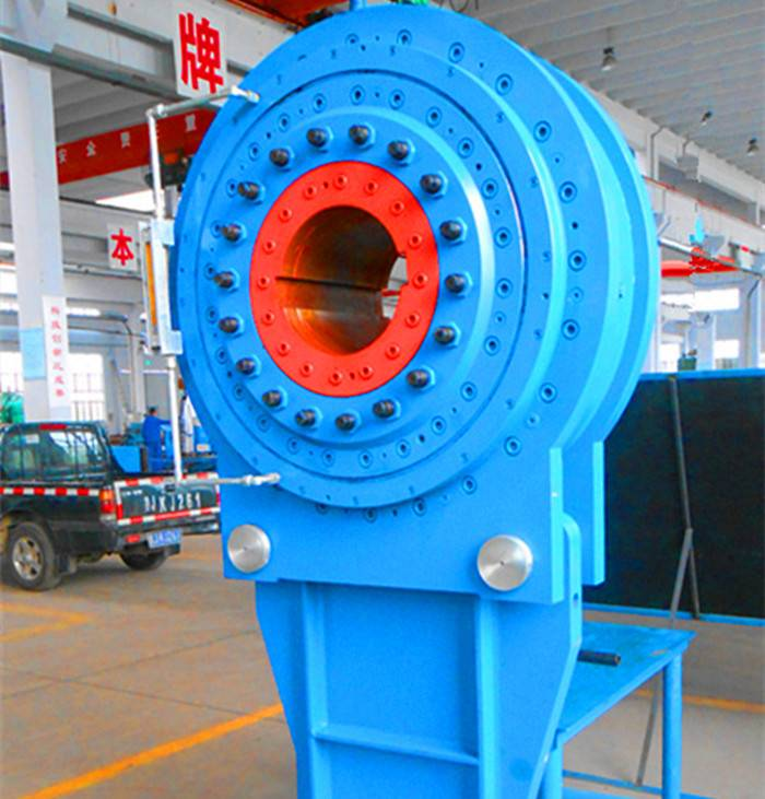 Safety Backstop for Mining Distance Conveyor