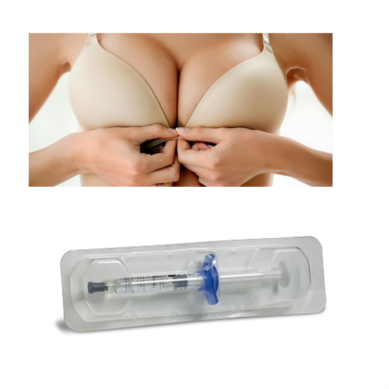 10ml Cosmetic Hyaluronic Acid Filler Dermal HA Gel Breast Augmentation
