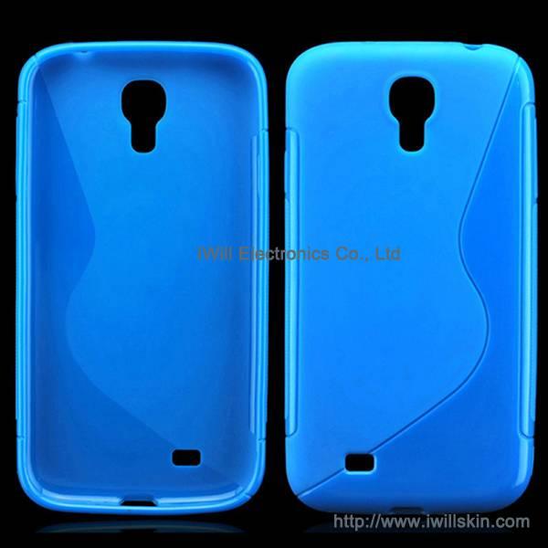 Sam Galaxy S4 I9500 S Line TPU Case