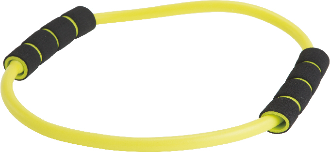 Resistance loop band for band sport with the theraband band