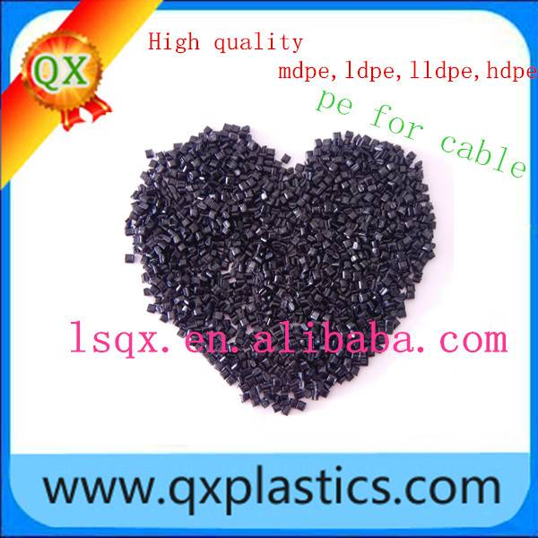 LDPE for cable grade insulation