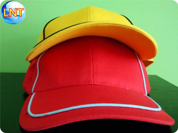 baseball cap for 6 pannel from China