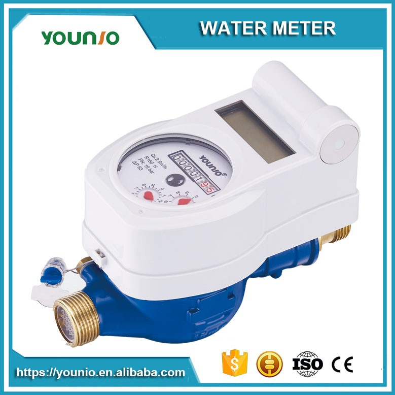 Younio Prepaid IC Card Water Meter Wireless Remote Reading Water MeterWireless Remote Reading Multi