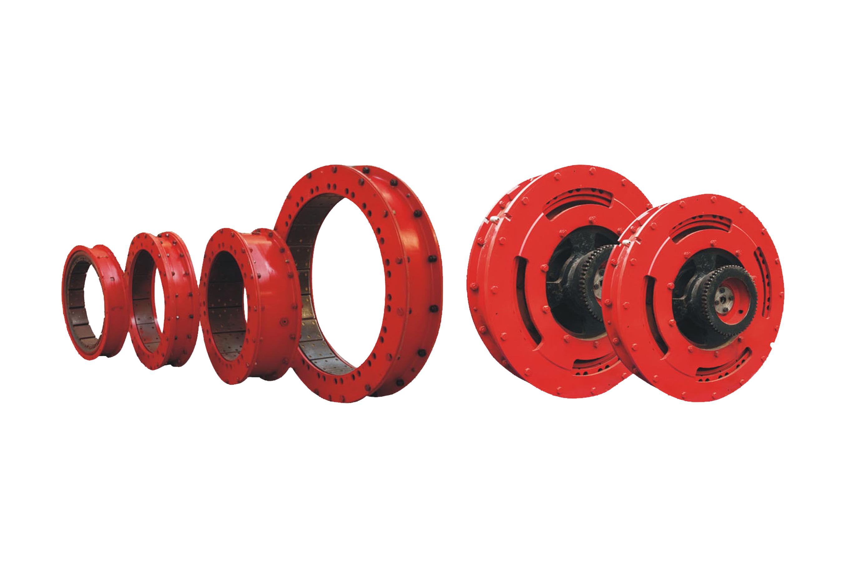 ATD 318 air tube clutch