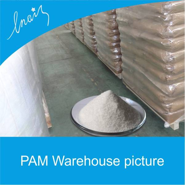manufactures of polyacrylamide high quality
