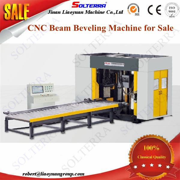 CNC H Beam beveling machine
