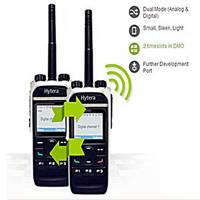 IP 67 GPS DMR Hytera waterproof two way radio PD660 walkie talkie