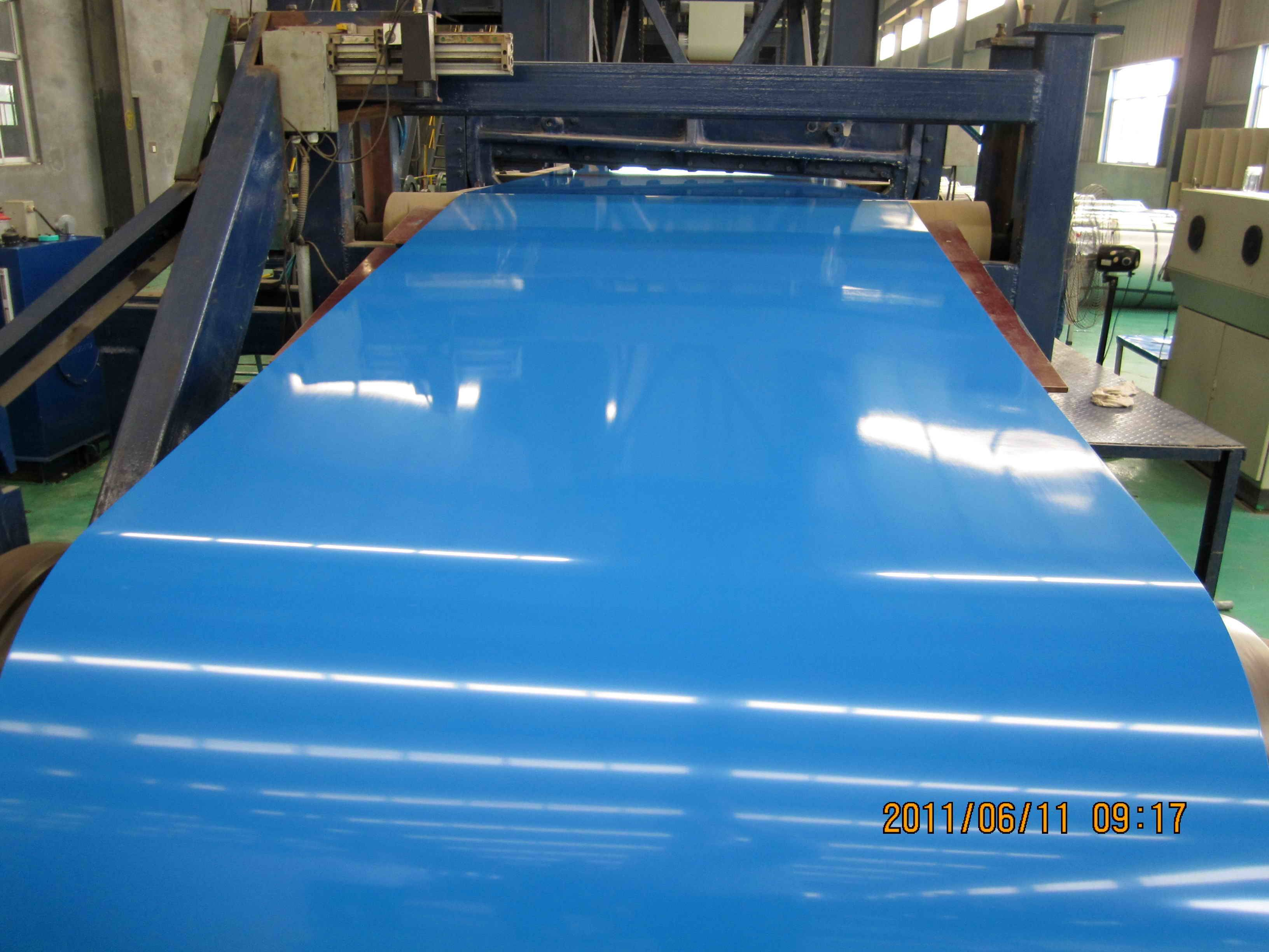PPGI - Pre-Painted Hot Dipped Galvanized Steel - DX51D promotion, Chinese origin, low price offer