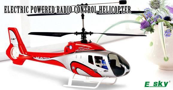 Esky E038 HUNTER Electric R/C Helicopter(RTF)