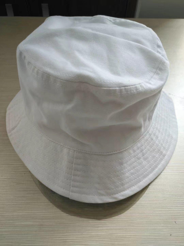 custom blank bucket hat