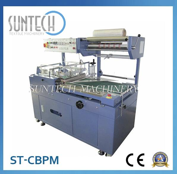 ST-CBPM Factory Directly Provide Automatic Fabric Bolt Packing Machine