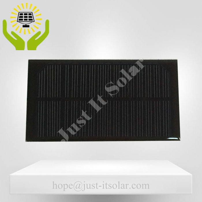 8V 125mA 1W Small Epoxy Solar Cell