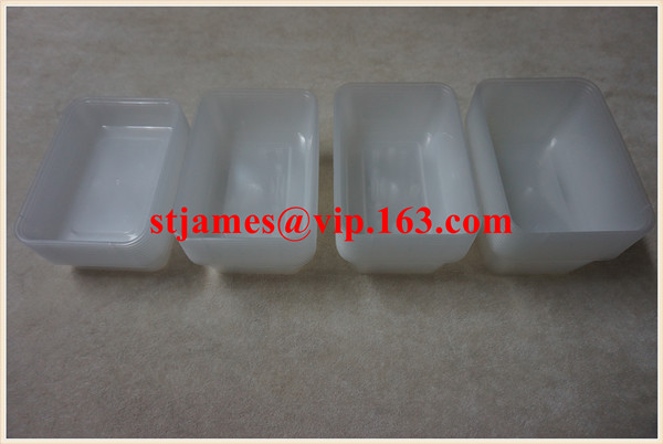 Sales promotion, Economical Injection molding 500ml Microwave Plastic Food Box, Food Container