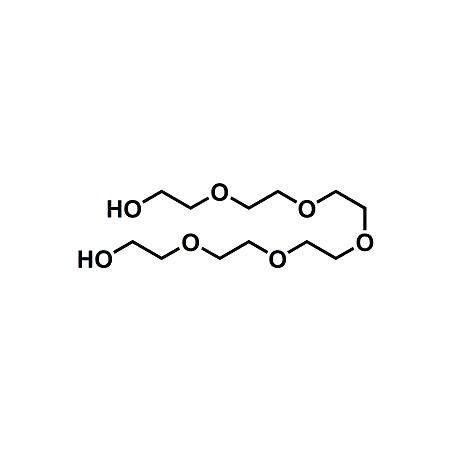 Hexaethylene Glycol, HO-PEG6-OH, CAS#2615-15-8