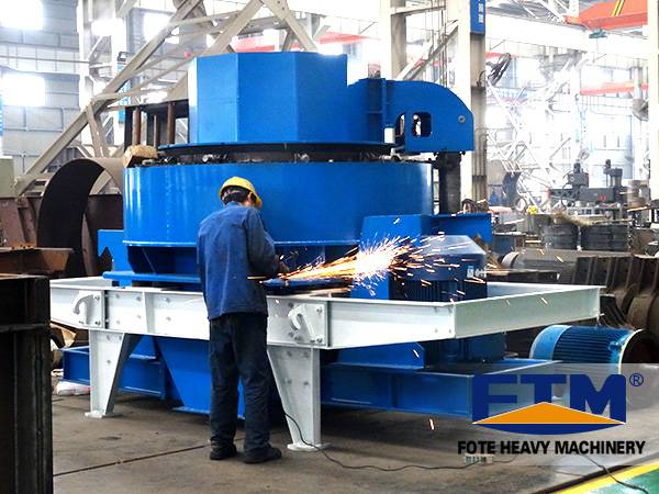 47VSI crusher Sand maker/Sand Making Production Line/Vsi Sand Maker