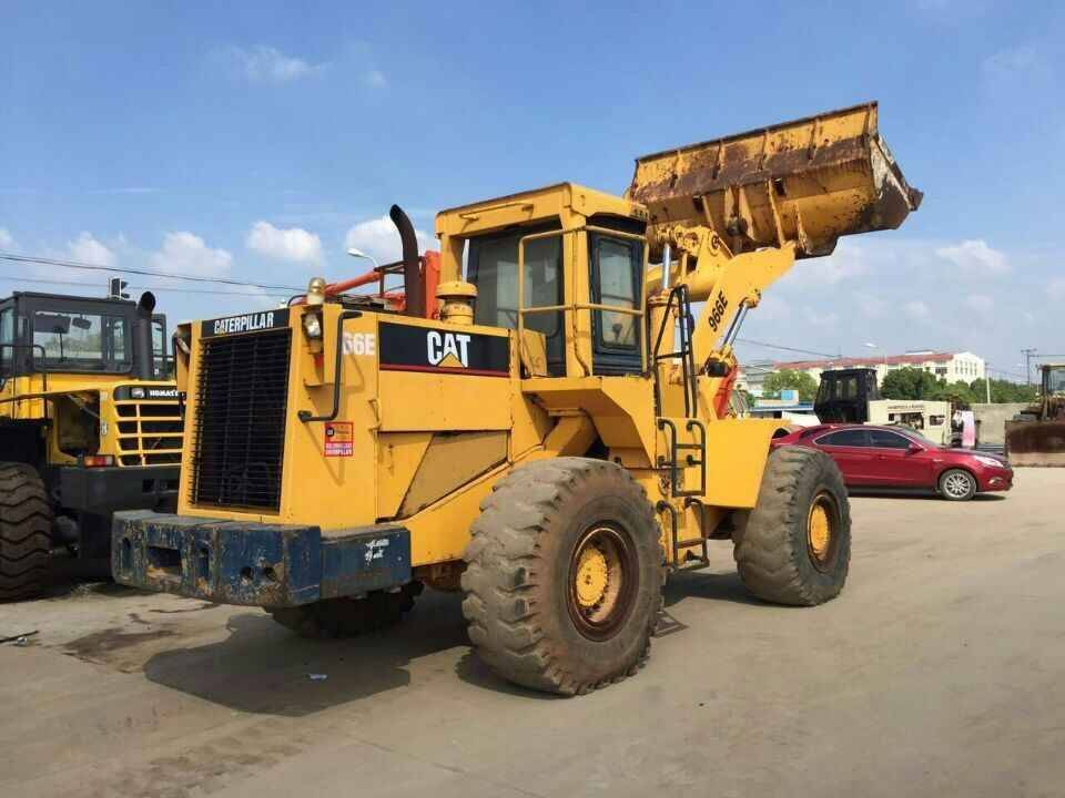 Used Cat 966e Loader (Catperpillar Loader 966C, 966D, 966E)