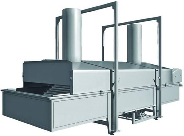 Puffed Food Automatic Frying Machine