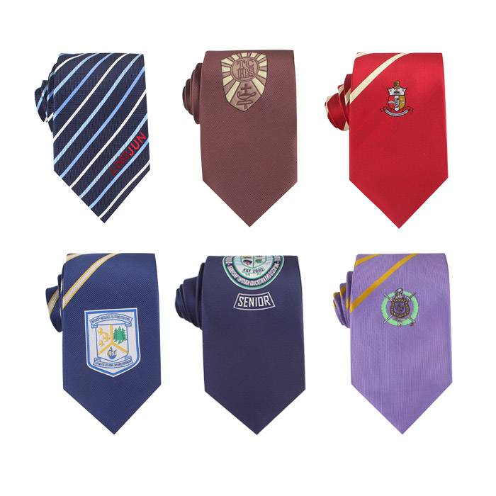 Fashion mens Logo tie