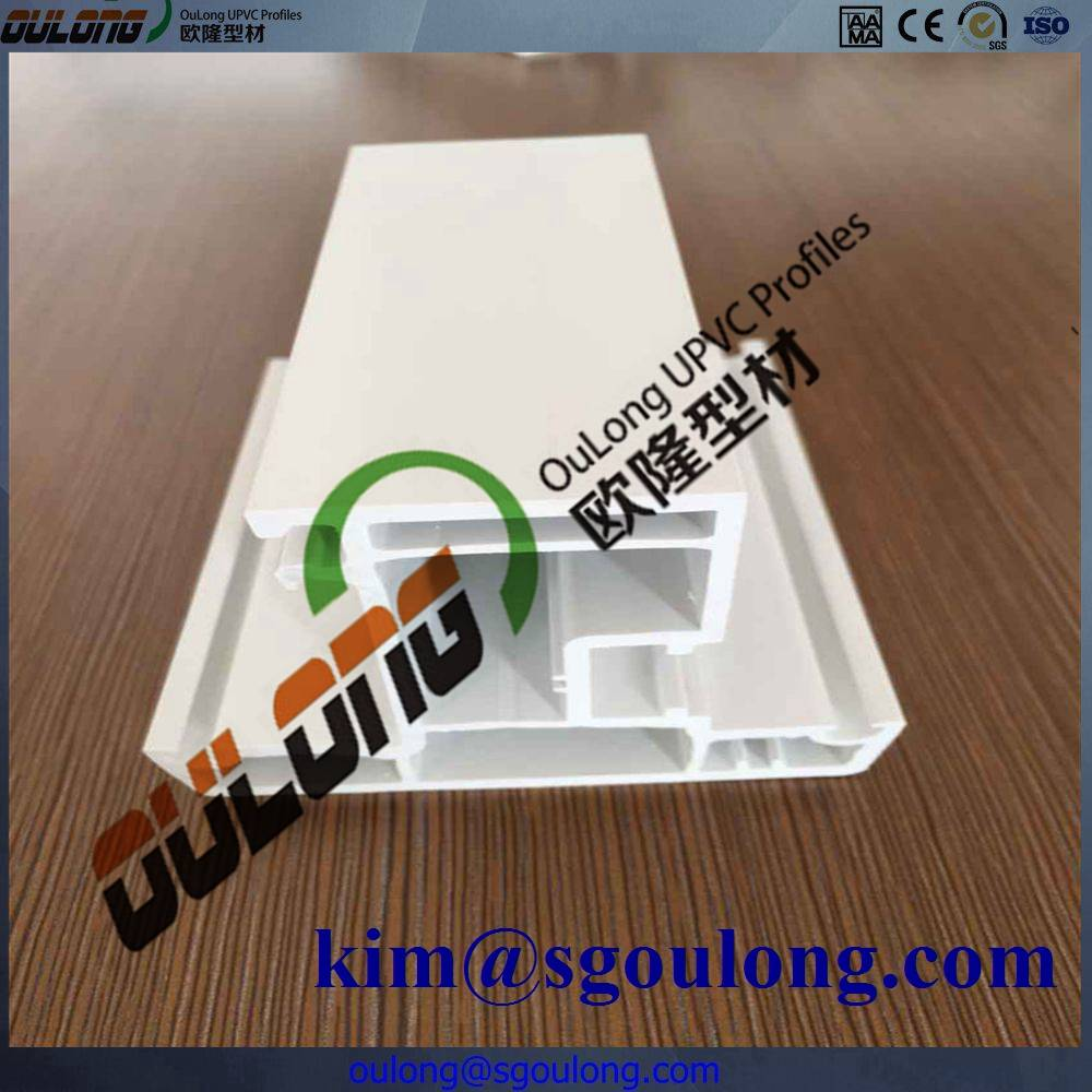 Plastic Profiles Type pvc extrusion profile