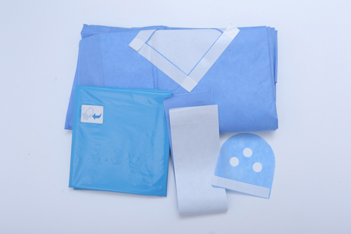 Disposable surgical package (brain)