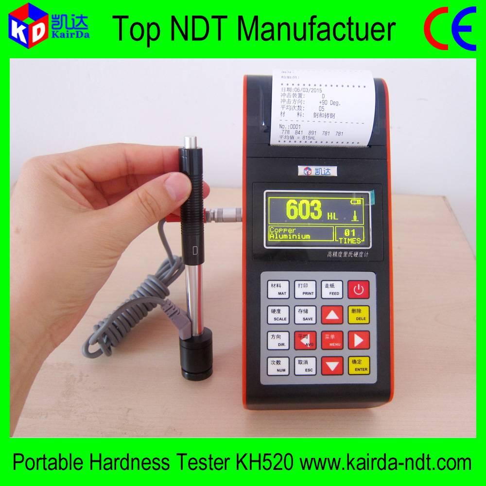 Low Price Portable Hardness Tester