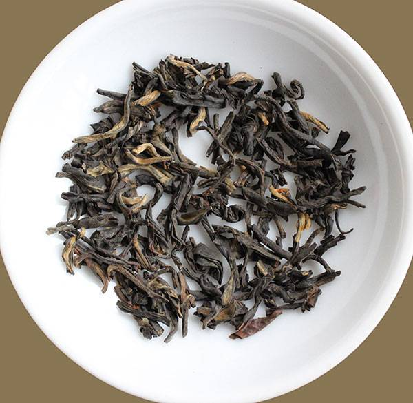 Organic Yunnan Black tea-EU/US compliant CTC BOP